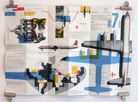 Swissair – DC7c Seven Seas / Kurt Wirth