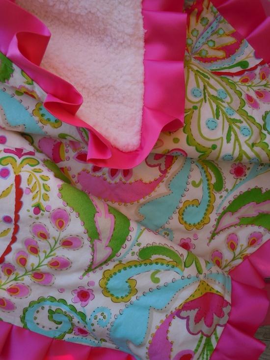 sweet baby blankets