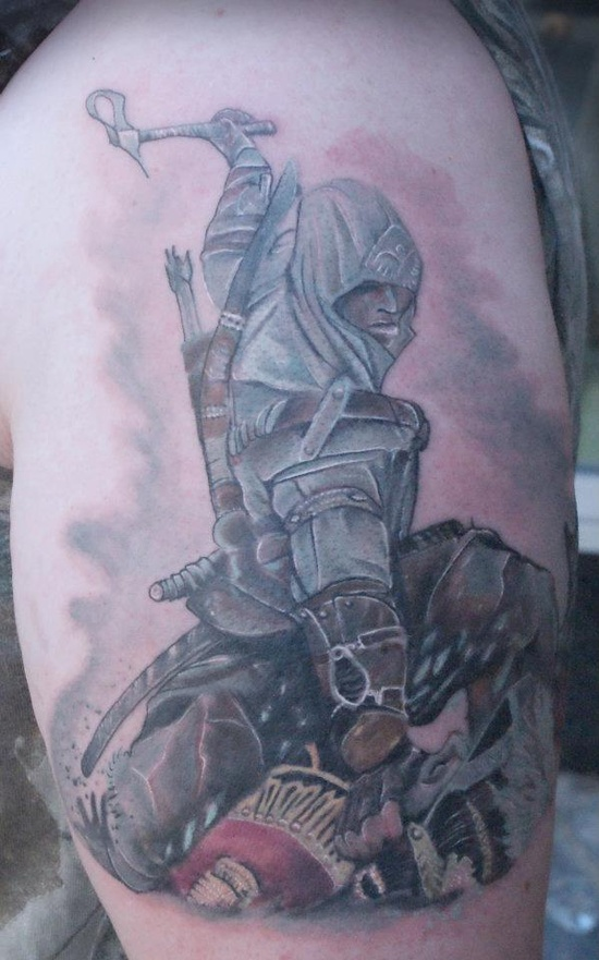 1000 images about gaming tattoos on pinterest for Age limit for tattoos