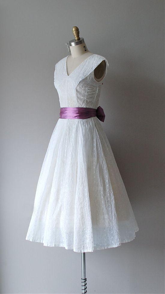 1950s dress  @Anslee 'Ostergard' Steenken Connell