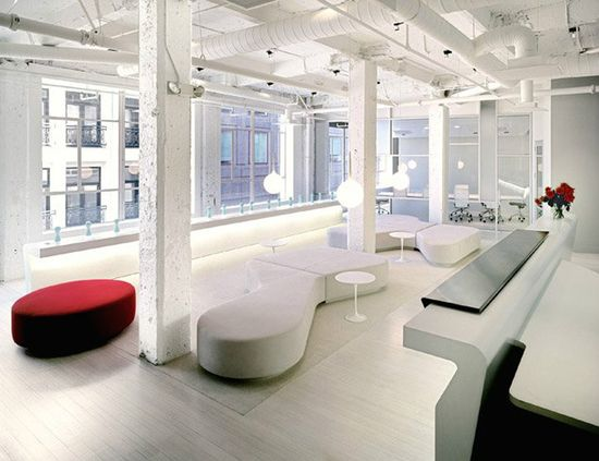 Method headquarters by Garcia Tamjidi, San Francisco office design