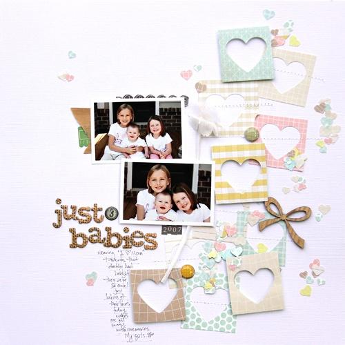 Just Babies - Scrapbook.com