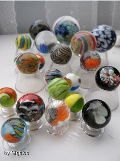 Flickr: The Contemporary Handmade Marbles Pool