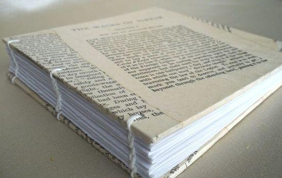 #Handmade journal