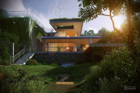 #Contemporary home
