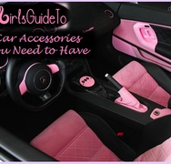 6 Essential Car Accessories Every Girl Needs