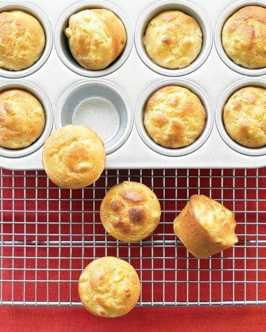 Mini Cornbread Puddings Recipe