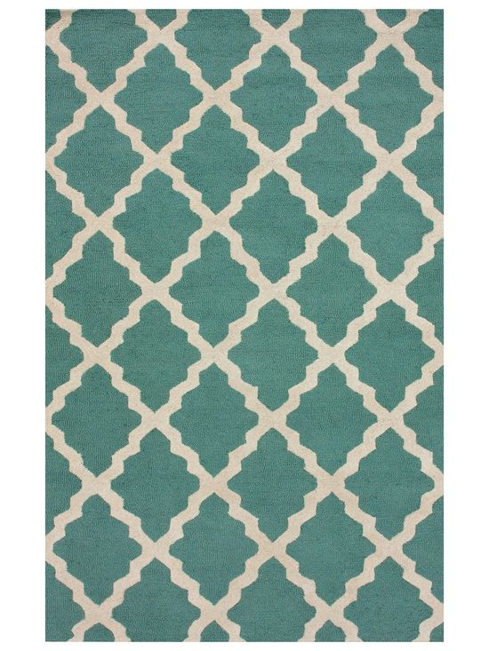 Marrakesh Trellis Handmade Rug by nuLOOM at Gilt