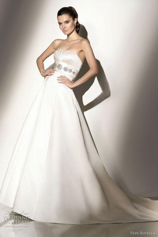 Pepe Botella Wedding Dresses 2012