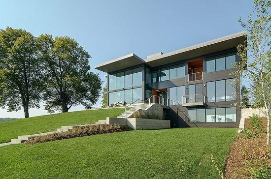 Edgewater Residence by Rosenow