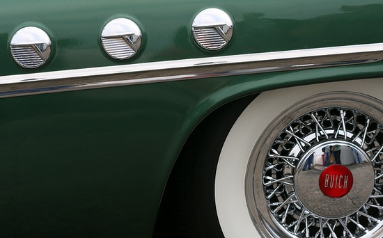 Classic #Buick 2 #coolcars QuirkyRides.com