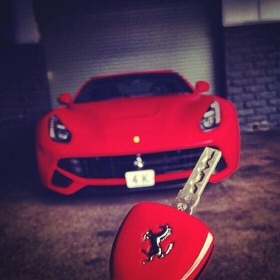 Ferrari F12 Berlinetta #ferrari Red wonder!
