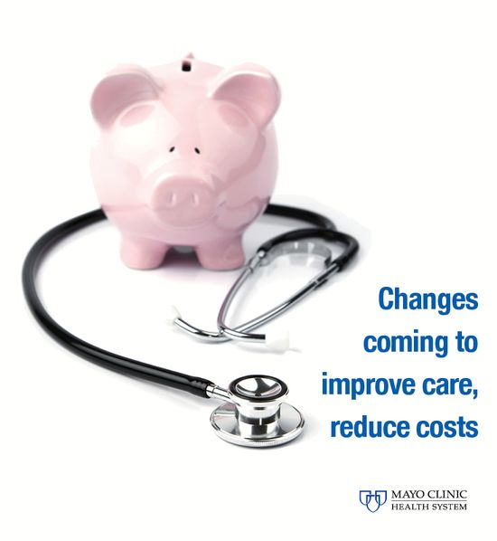 Integration+Standardization=Lower health care costs.