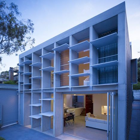 Balmain House by Carter Williamson Architects#architecture