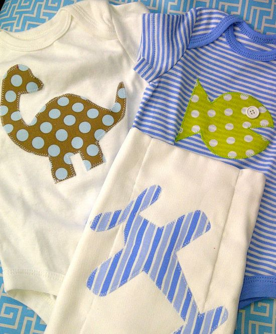 Baby Boy Gift Set - must make!! this would be great in girl patterns, too