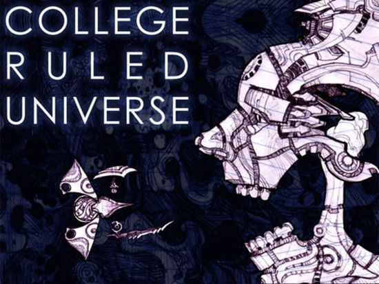 College-Ruled Universe — supporting Leo!