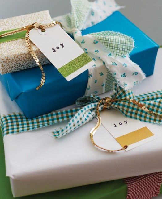 Hand-Made Gift Tags