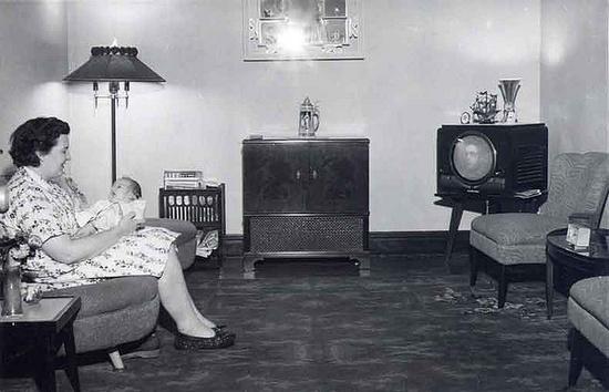 1940s Interior Design