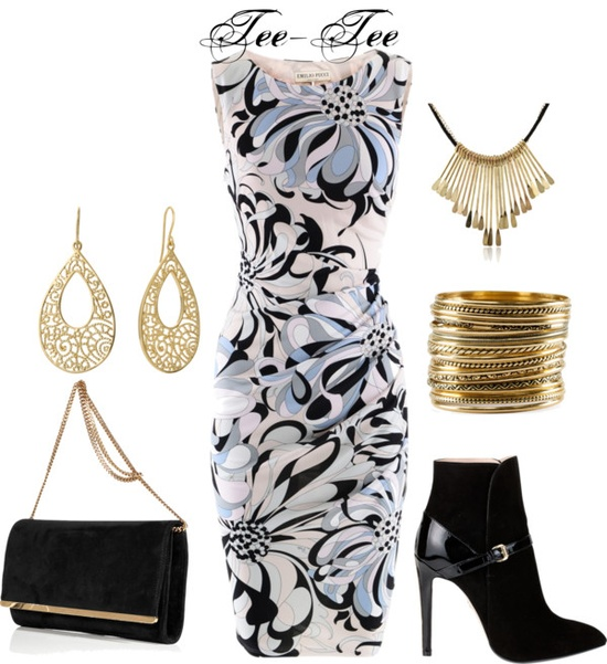"""outfit # 183"" by teeteeshop on Polyvore"