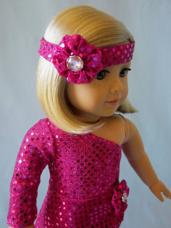 American Girl Doll Clothes   Skating Costume by SewMyGoodnessShop, $22.00