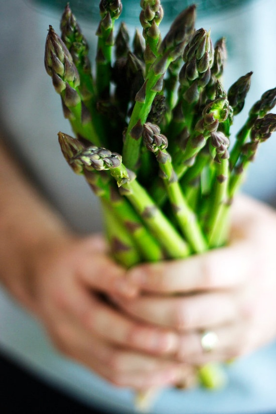 A Bouquet of Asparagus