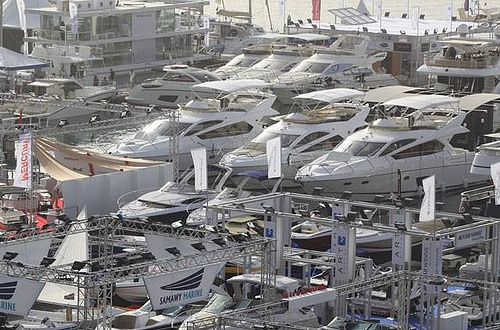 Dubai gears up for International Boat Show 2013