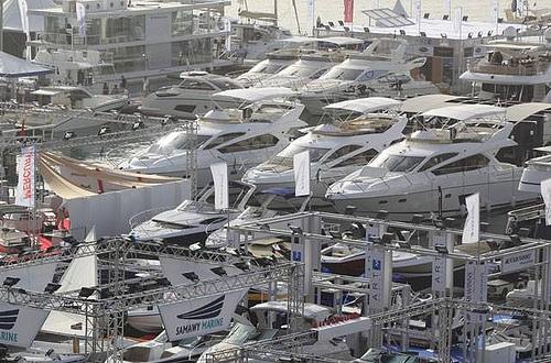 Dubai gears up for International Boat Show 2013