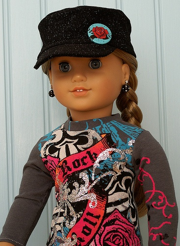 American Girl Doll Clothes-Rock-Roll Set