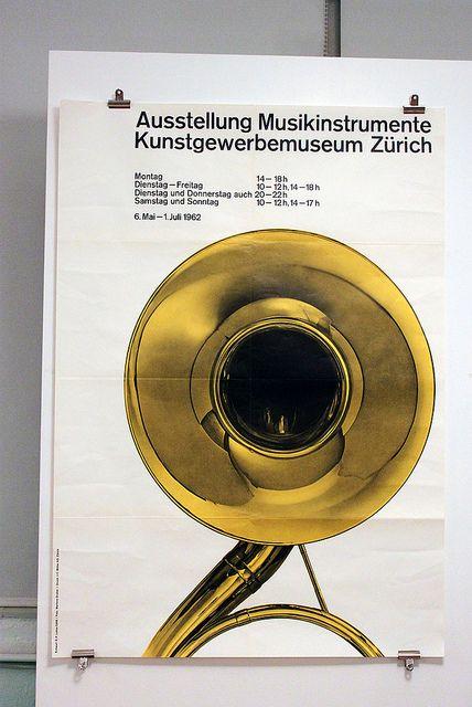 Ausstellung Musikinstrumente