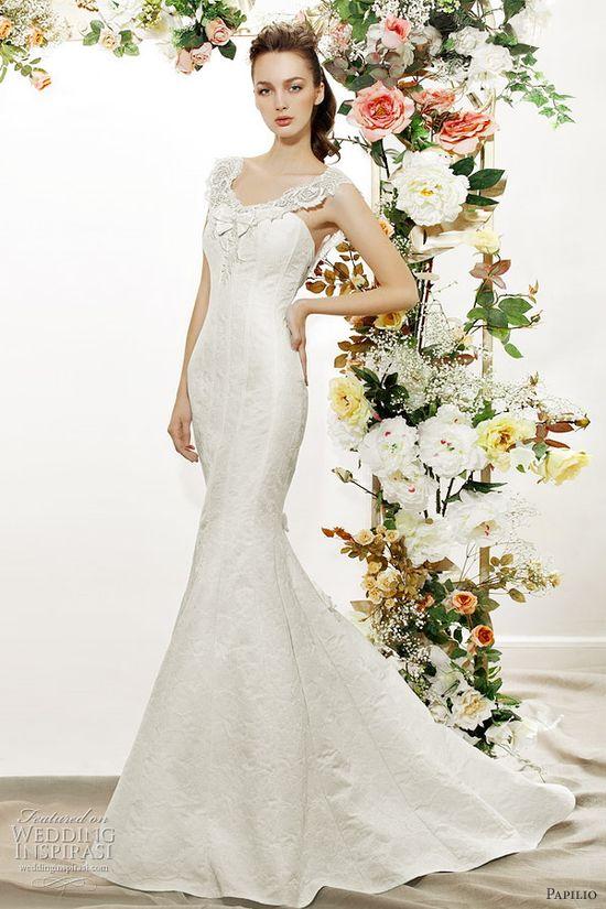 Papilio Wedding Dresses 2012