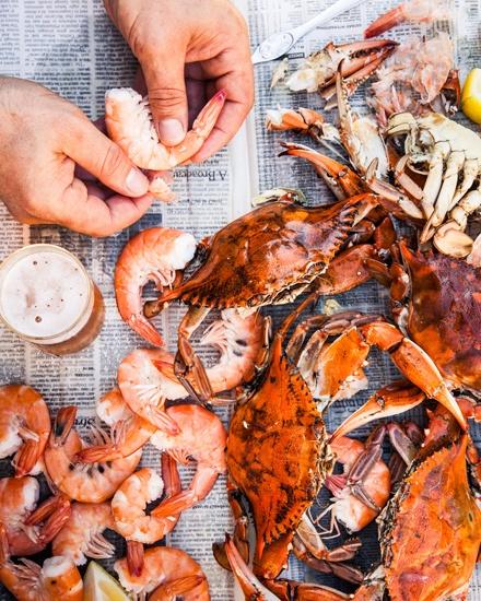 food styling / Chris Lanier