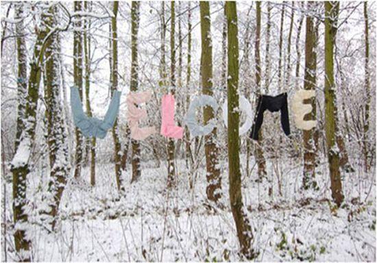snow graffiti