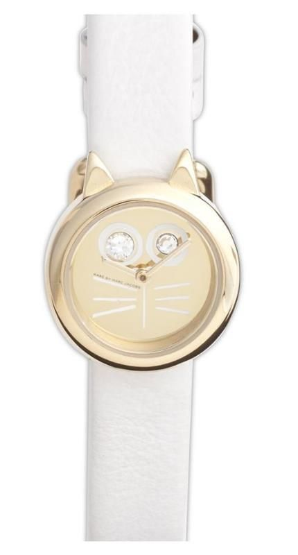 MARC BY MARC JACOBS Critter Cat Watch