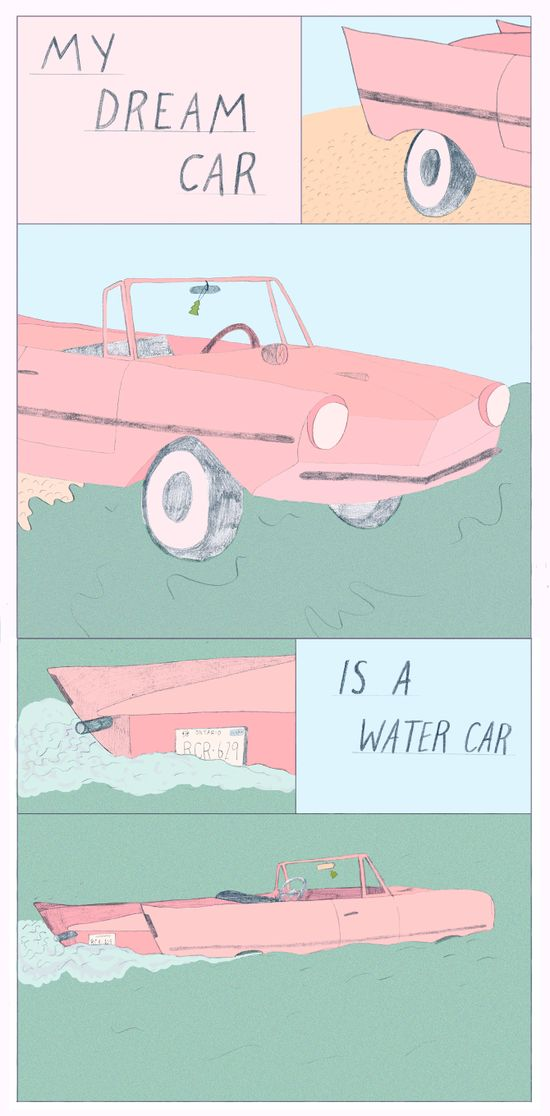 DREAM CAR - Caitlyn Murphy