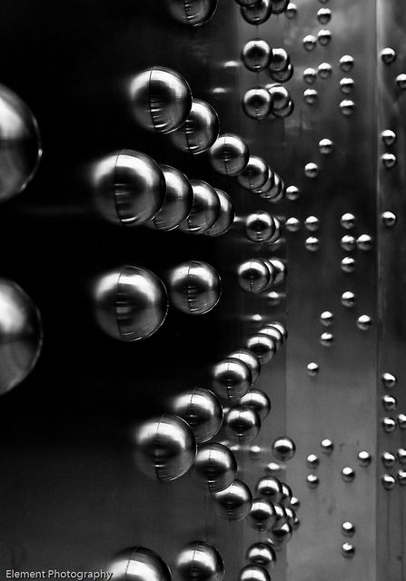 Braille Wall, Neal Danby