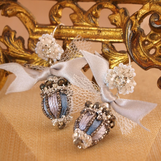 Pirouette Earrings