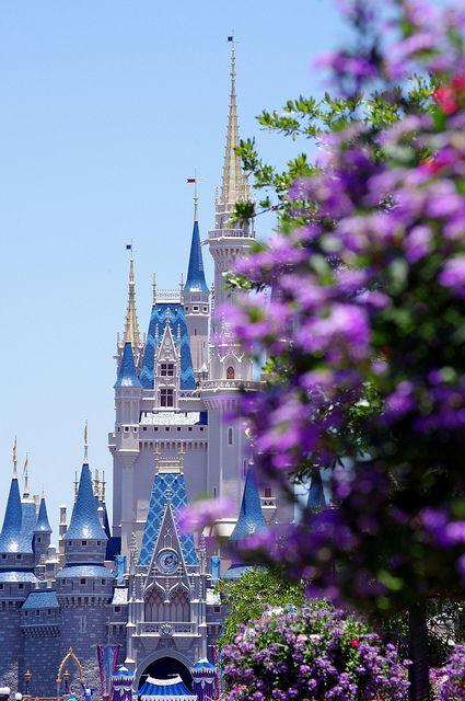 Cinderella's Castle -- Walt Disney World