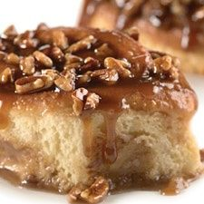Ridiculously Easy No-Knead Sticky Buns - These sticky buns were easy to make and delicious, If you're someone who enjoys over-the-top sweet rolls, without a lot of fuss, this recipe's for you. They won't last long on your kitchen counter!