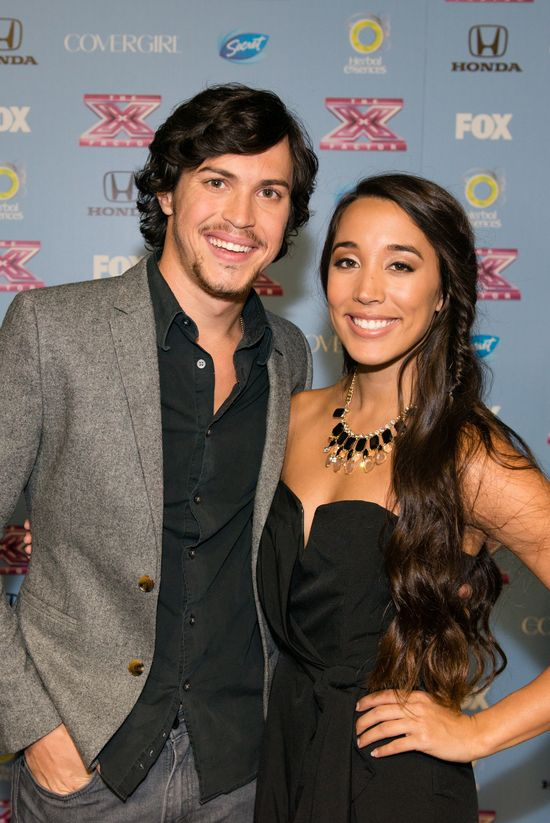 Alex & Sierra are the cutest couple on The X Factor.