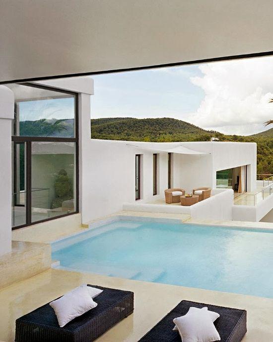 Ibiza Dream Home by Jaime Serra, Spain