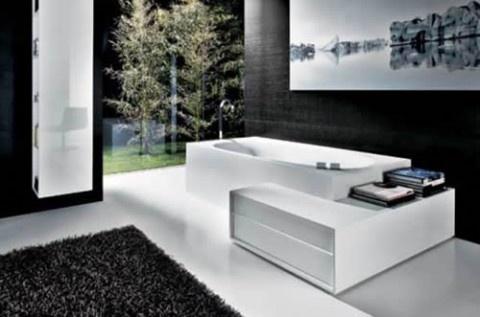 Bathroom Flooring Design Ideas