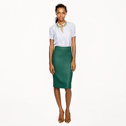 lovely pencil skirt