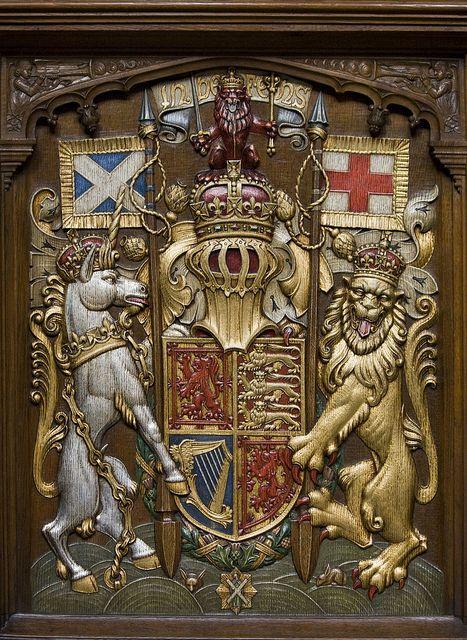 The Royal Arms of Scotland