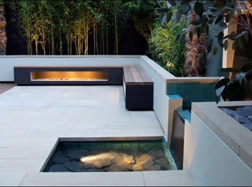 Modern Garden Design by Amir Schlezinger