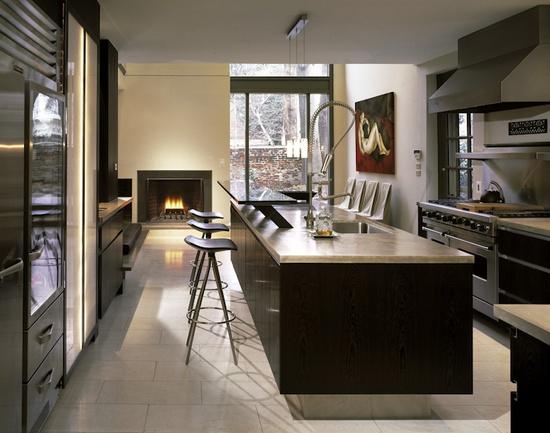lovely modern kitchen