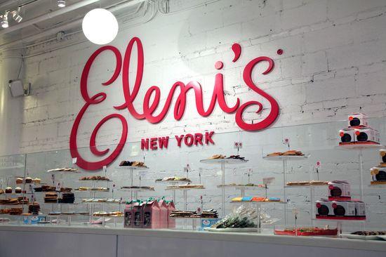Eleni's Bakery