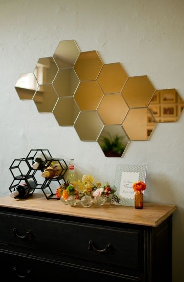 Honeycomb Wedding Ideas {Modern}