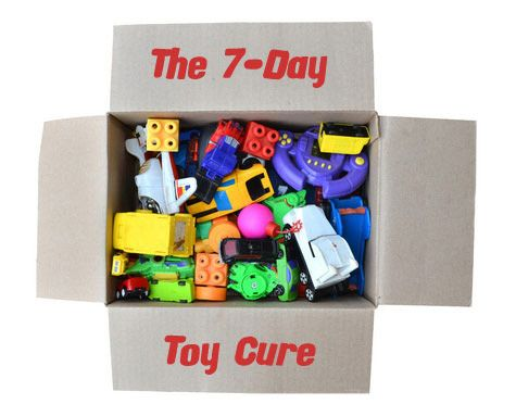 The 7 day toy cure.