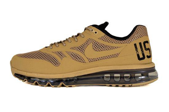 "Nike Air Max+ 2013 ""US Track and Field"""