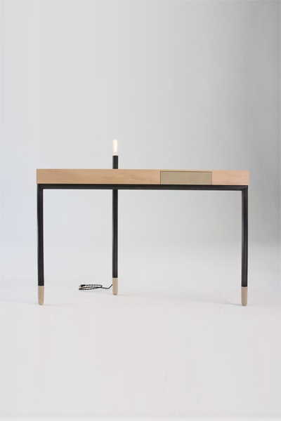 cylinder series table / @Wendy Reid-shp design.